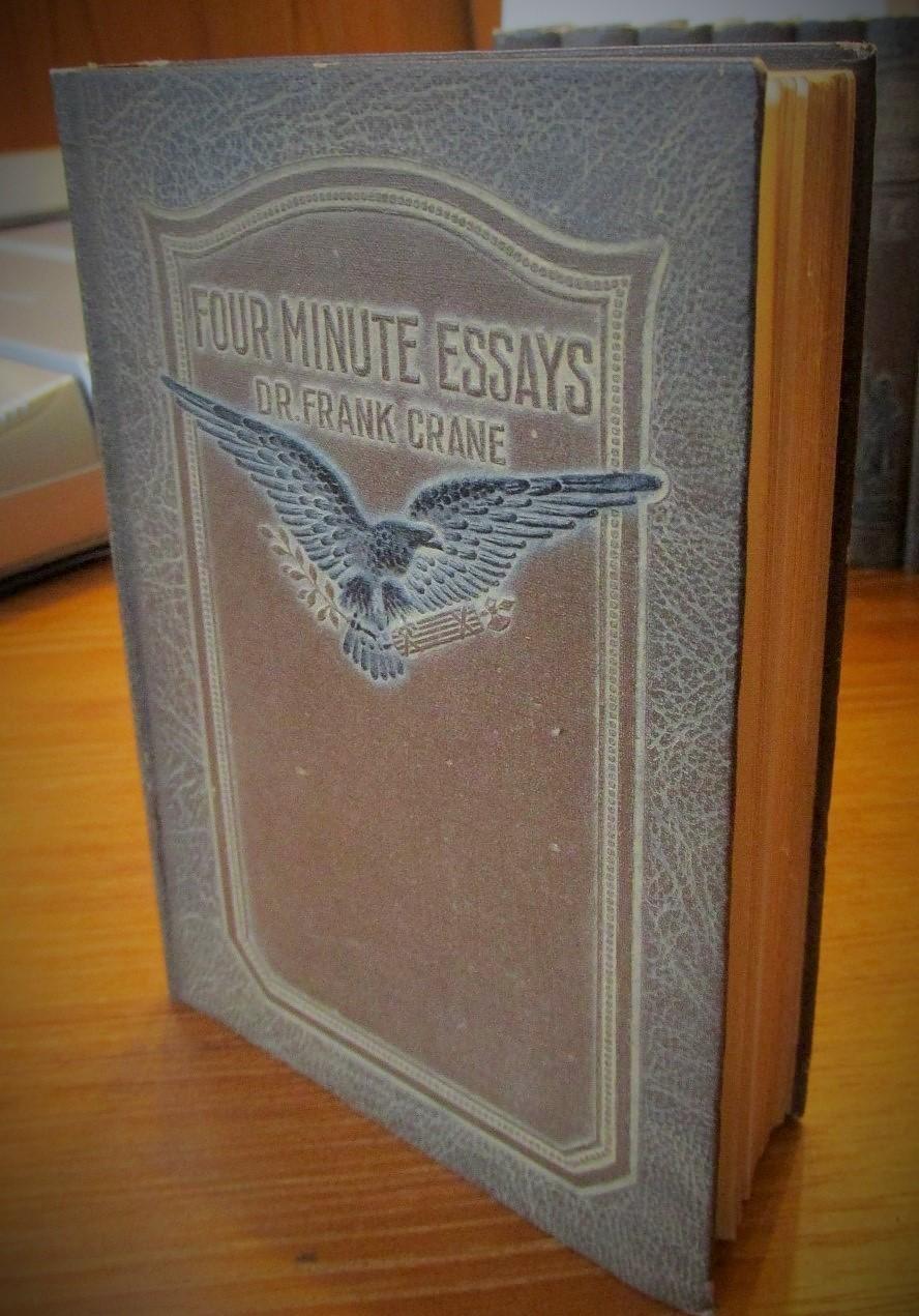four minute essays 1919