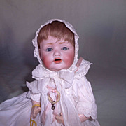 Rare Kestner 239 Character Baby