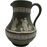 Wedgwood Jasperware Pitcher