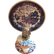 Delft Mini Oil Lamp
