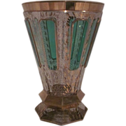 Bohemian Cabochon Glass