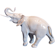 Royal Dux Elephant