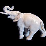 Royal Dux Elephant