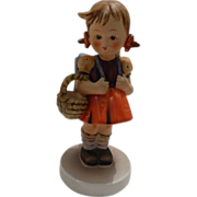 "Hummel Figurine ""School Girl"""