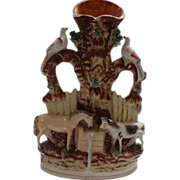 Staffordshire Spill Vase