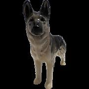 Beswick Alsatian German Shepherd Figurine