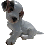 Rosenthal Porcelain Dog Figure