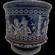 Gerz Stoneware Planter