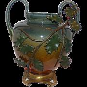 Teplitz Pottery Vase