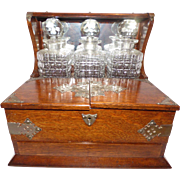 Antique Victorian Gaming Tantalus