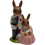 "Royal Doulton Bunnykins ""Family Photograph"""