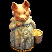 Beswick Beatrix Potter Aunt Pettitoes