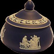 Jasperware Trinket Box by Wedgwood