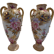 Royal Bonn Vases