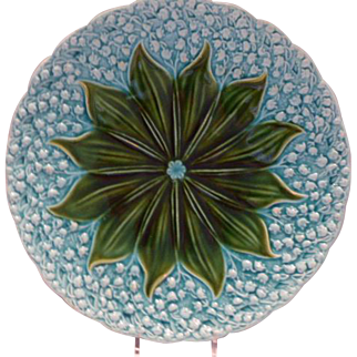 Majolica Platter Antique