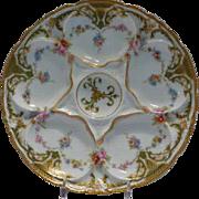 Haviland Shell Fish Plate