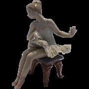"""Lladro Porcelain Figurine """"Recital"""""""