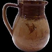 Rookwood Limoges pitcher
