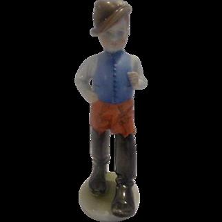 Herend Porcelain Figurine