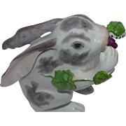 Rabbit, Pottery