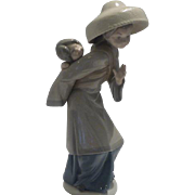 "Lladro ""My Precious Bundle"""