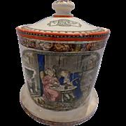 Tobacco Jar by Wm Adams & Sons Ltd