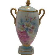 Royal Bonn Covered Urn