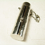 Arts & Crafts St. Needle Case by Webster