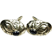 Georg Jensen Early No. 10 Cufflinks