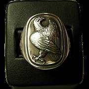 Georg Jensen Celtic Eagle Ring