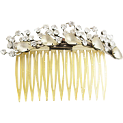 Fancy Vintage Hair Comb