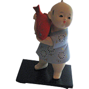 Vintage Hakata Doll Made In Japan