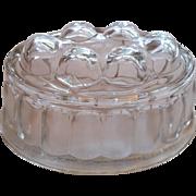 Vintage Pyrax Pudding Mold