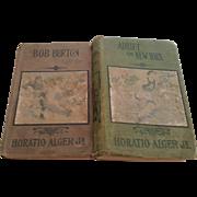 Vintage Horatio Alger Jr. Book