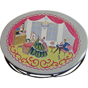 Wonderful Vintage Lunch Box Litho Tin
