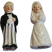 Cute Vintage Salt & Pepper Shakers