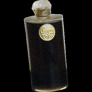 Vintage 1920's Cody Chypre De Coty Glass Perfume Bottle