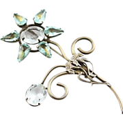 Outstanding White Co Brooch
