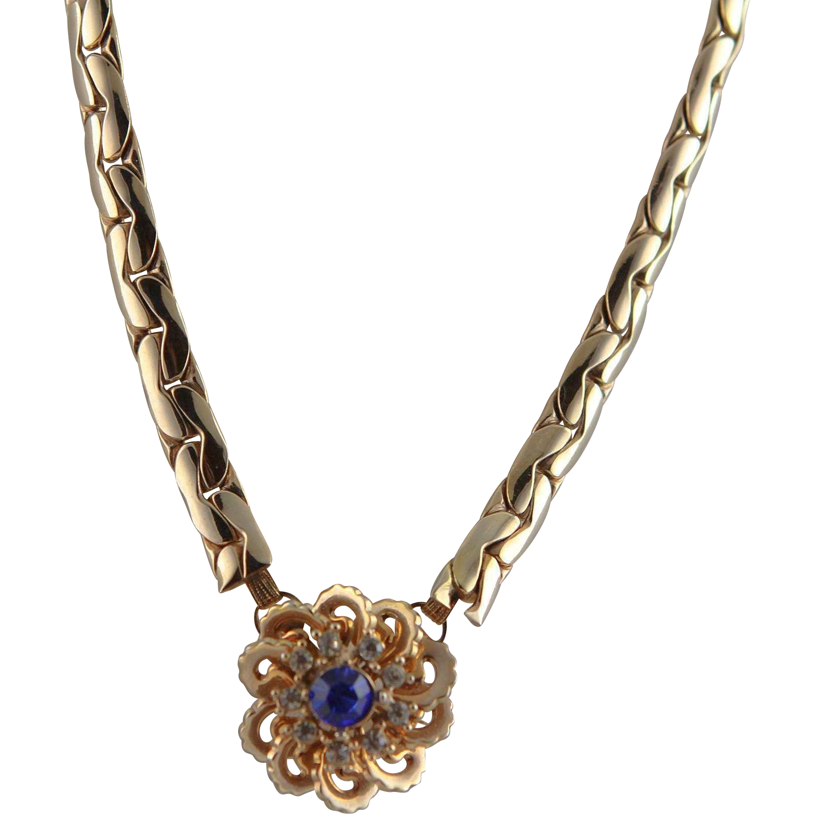 Coro Vintage Necklace 12