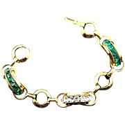 Spectacular Coro Vintage Bracelet