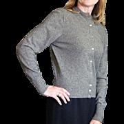 Vintage Bernhard Altmann 100% Wool Cardigan Sweater