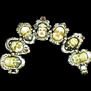 SELRO  Immortal Gods of Good Fortune Bracelet