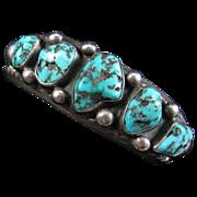 Vintage Navajo Cuff Bracelet