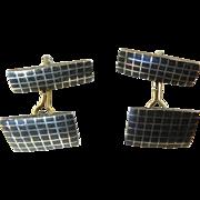 Vintage Bidriware Cufflinks