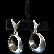 Antonio Pineda Hoop Earrings