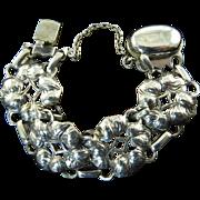 Kalo Shop Silver Bracelet
