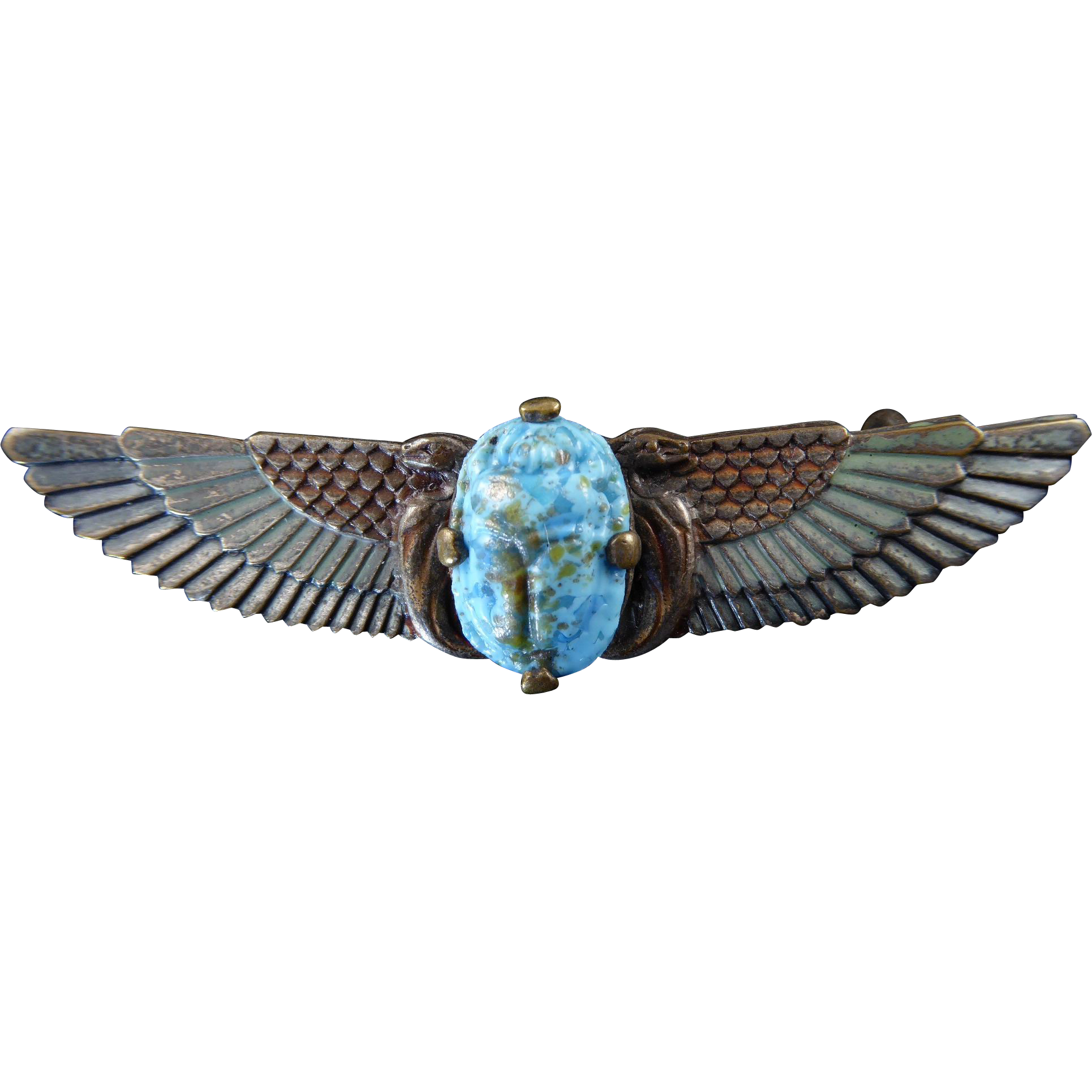 egyptian winged scarab - photo #22