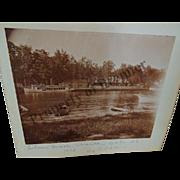 1893 Sylvan Beach Oneida Lake NY Photo