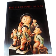 The M.I. Hummel Album - 1st Edition Hardcover w Dust Jacket