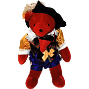 North American Bear Co Cyrano De Beargerac VIB Collection 1991 EXCELLENT